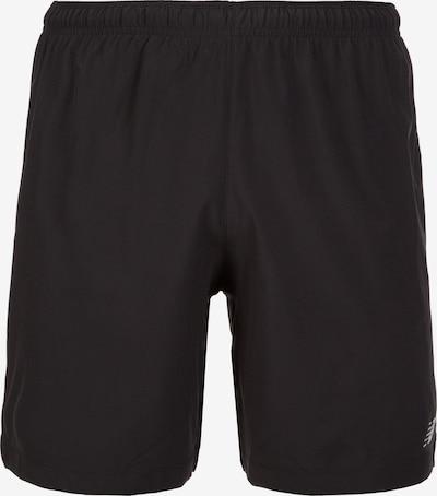 new balance Pantalon de sport en noir, Vue avec produit