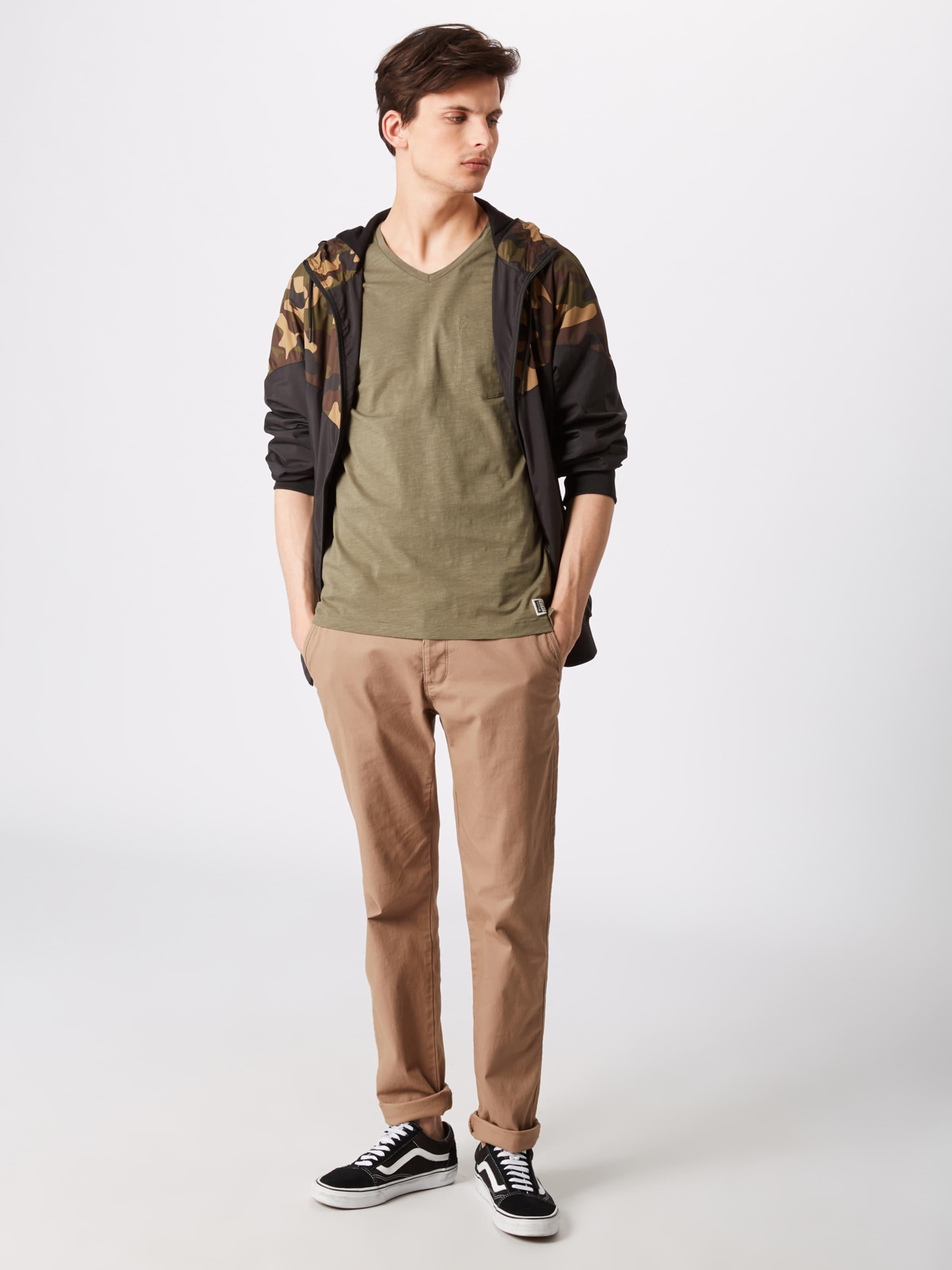 Oliv Shirt Denim Tom In Tailor lPkTZuwiOX