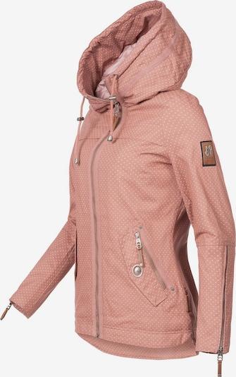 Beliebt Frauen Bekleidung NAVAHOO Outdoorjacke 'Wekoo' in creme / rosa Zum Verkauf