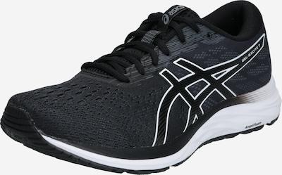 ASICS Tenisice za trčanje 'Gel-Excite 7' u crna / bijela, Pregled proizvoda