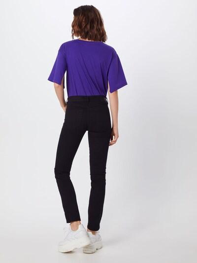 DIESEL Jeans 'Sandy 069EI' in schwarz: Rückansicht