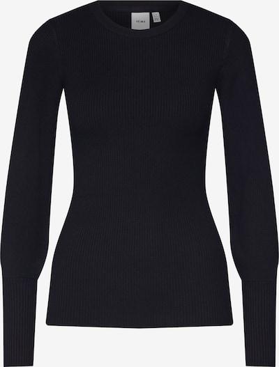 Megztinis 'URIT LS' iš ICHI , spalva - juoda: Vaizdas iš priekio