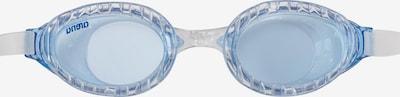 ARENA Schwimmbrille 'AIR-SOFT' in hellblau / weiß, Produktansicht