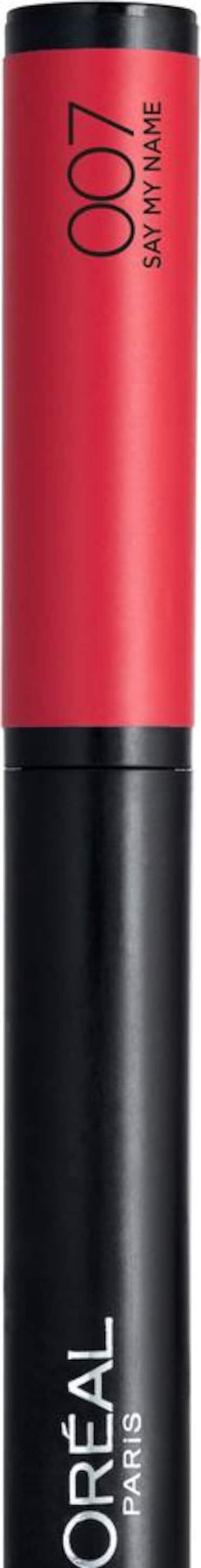 Matt' Lippenpuderstift Paris 'indefectible Rot L'oréal In 3A4Rqcj5L