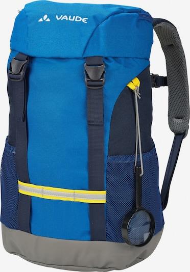VAUDE Sportrugzak 'Pecki 14' in de kleur Blauw, Productweergave