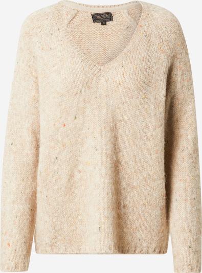 Herrlicher Pullover 'Vina' in karamell, Produktansicht