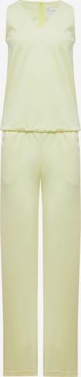 FELIPA Jumpsuit in de kleur Lichtgeel, Productweergave