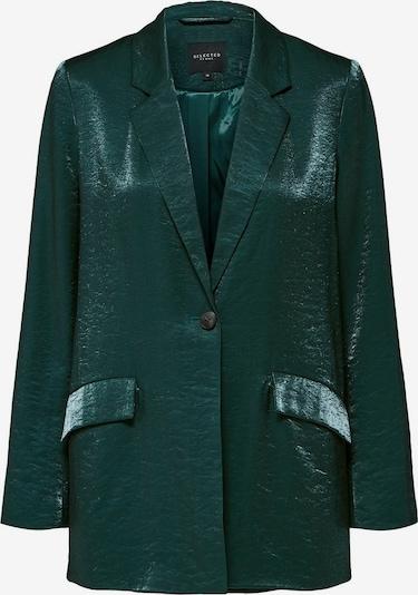 SELECTED FEMME Blazer in dunkelgrün, Produktansicht