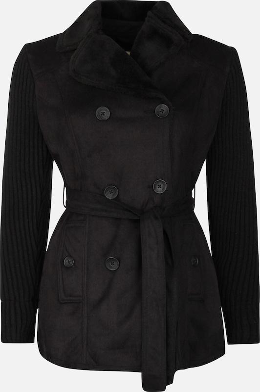 Roosevelt Kurzmantel in schwarz  Markenkleidung Markenkleidung Markenkleidung für Männer und Frauen 7b77df