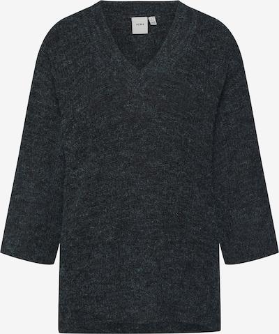 ICHI Pullover 'NOVO LS7' in schwarz, Produktansicht
