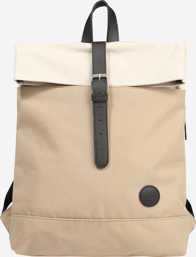 ENTER Batoh 'Fold Top Backpack ' - béžová, Produkt