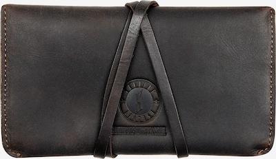 KLONDIKE 1896 Tabaktasche 'George' in braun, Produktansicht
