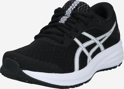 ASICS Laufschuh 'PATRIOT 12' in schwarz / weiß, Produktansicht