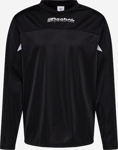 REEBOK Koszulka funkcyjna w kolorze czarnym, Podgląd produktu