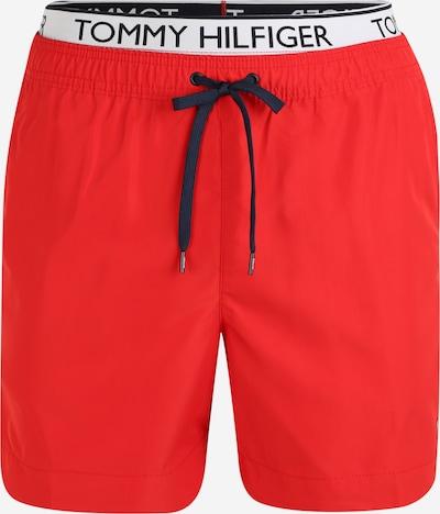 Tommy Hilfiger Underwear Badeshorts in rot, Produktansicht