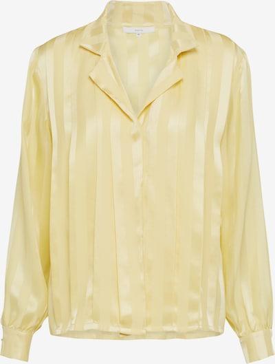 Bluză 'Gerbera' POSTYR pe galben deschis, Vizualizare produs