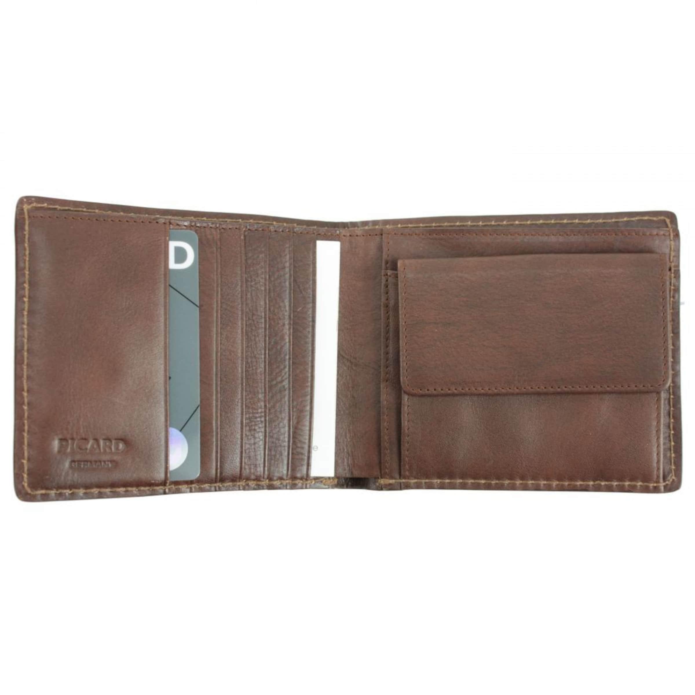 Picard Toscana Geldbörse Leder 12 cm Schlussverkauf Spielraum Mode-Stil Discounter Standorten bCqbMgm