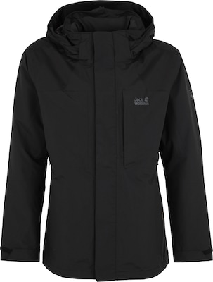 JACK WOLFSKIN Funktionsjacke 'Brooks Range Flex'