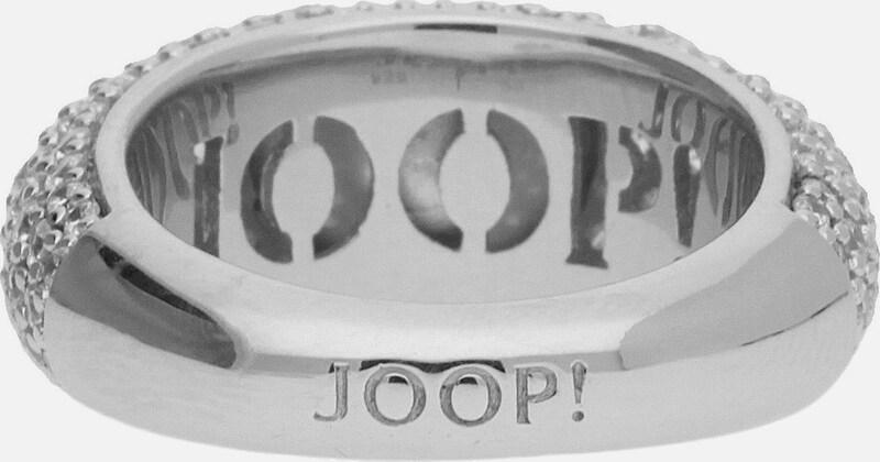 JOOP! Damen Fingerring Silber Silber Michelle JPRG90645A