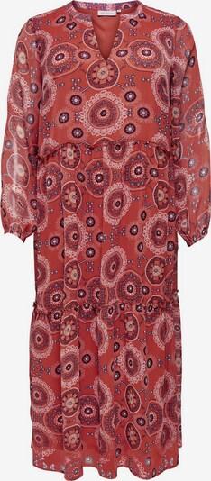 ONLY Carmakoma Obleka | pastelno rdeča barva, Prikaz izdelka