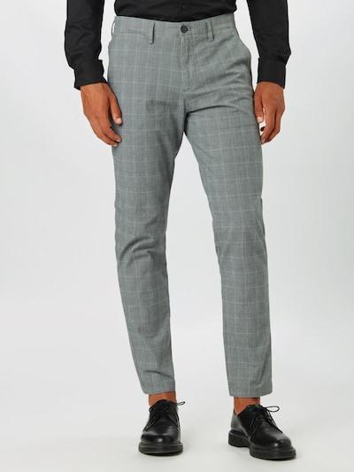 Dockers Chino kalhoty 'Smart 360 Flex' - tmavě šedá / černá, Model/ka