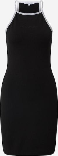 Calvin Klein Jeans Kleid 'LOGO TRIM TANK DRESS' in schwarz, Produktansicht