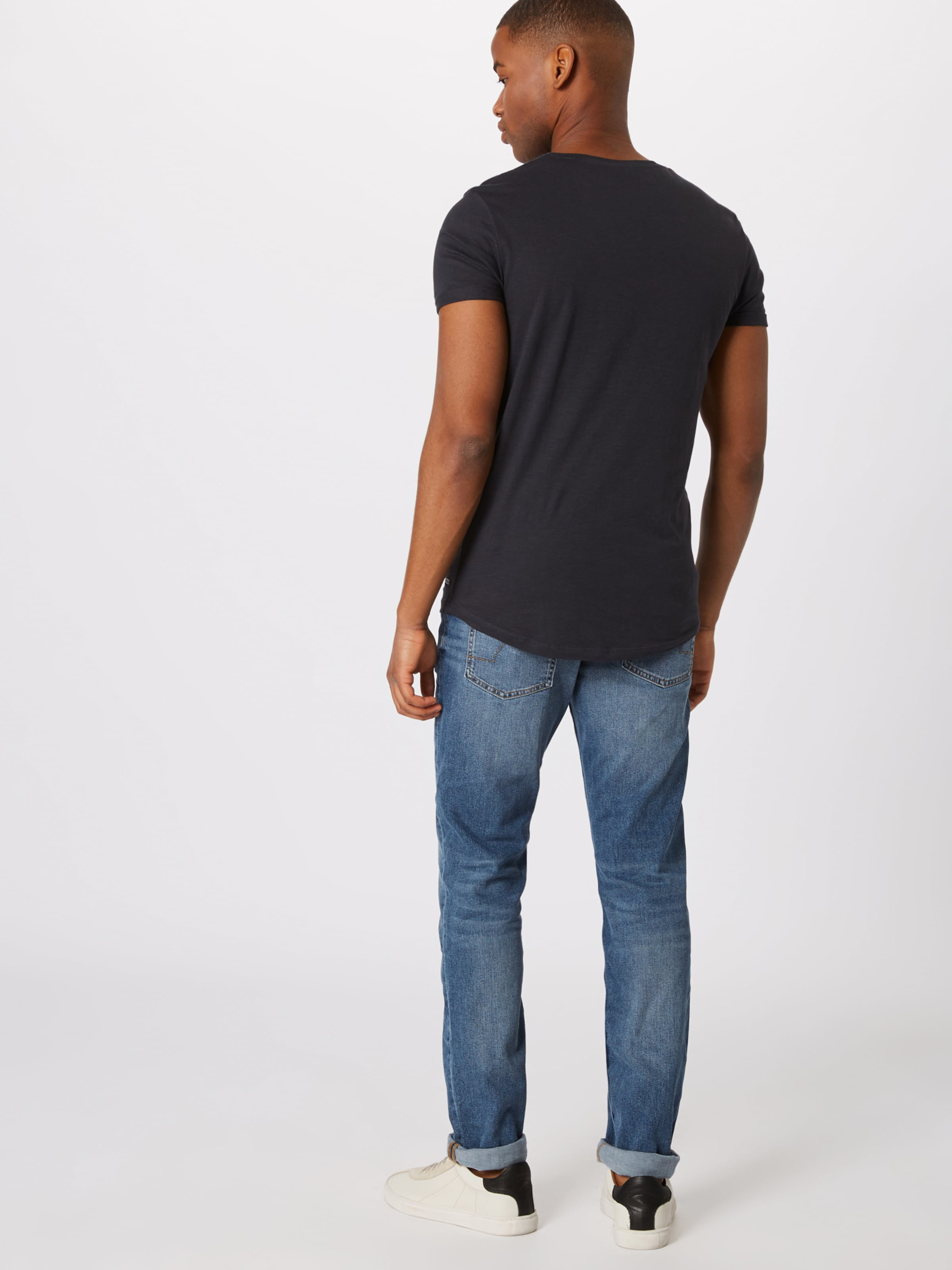 Blue Slim' Denim '5pkt Esprit In Jeans 0v8nNOymw