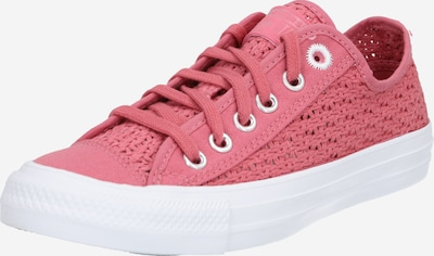 CONVERSE Sneakers laag 'CHUCK TAYLOR ALL STAR - OX' in de kleur Pink / Wit, Productweergave