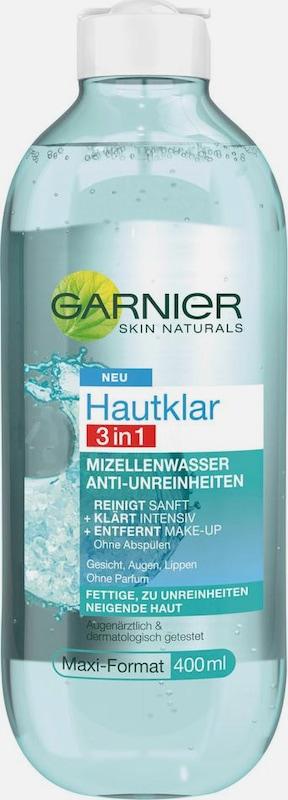 GARNIER 'Hautklar 3in1 Mizellenwasser', Gesichtsreinigung