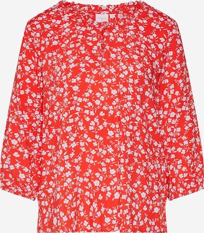Cream Bluza 'Daisy' | rdeča / bela barva, Prikaz izdelka