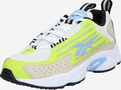 Sneaker low 'DMX SERIES 2200' Reebok Classic pe bej / verde neon / alb, Vizualizare produs