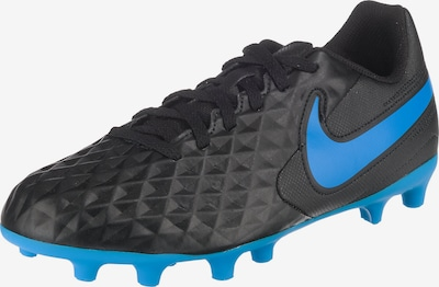 NIKE Fußballschuh  'Legend 8 Club' in hellblau / schwarz, Produktansicht