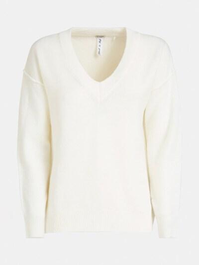 GUESS Pullover in weiß, Produktansicht