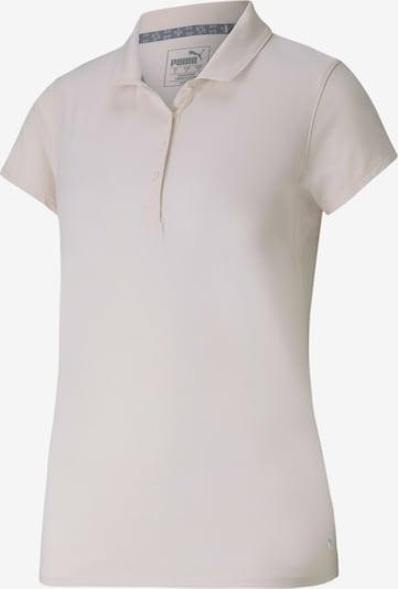 PUMA Poloshirt in weiß, Produktansicht