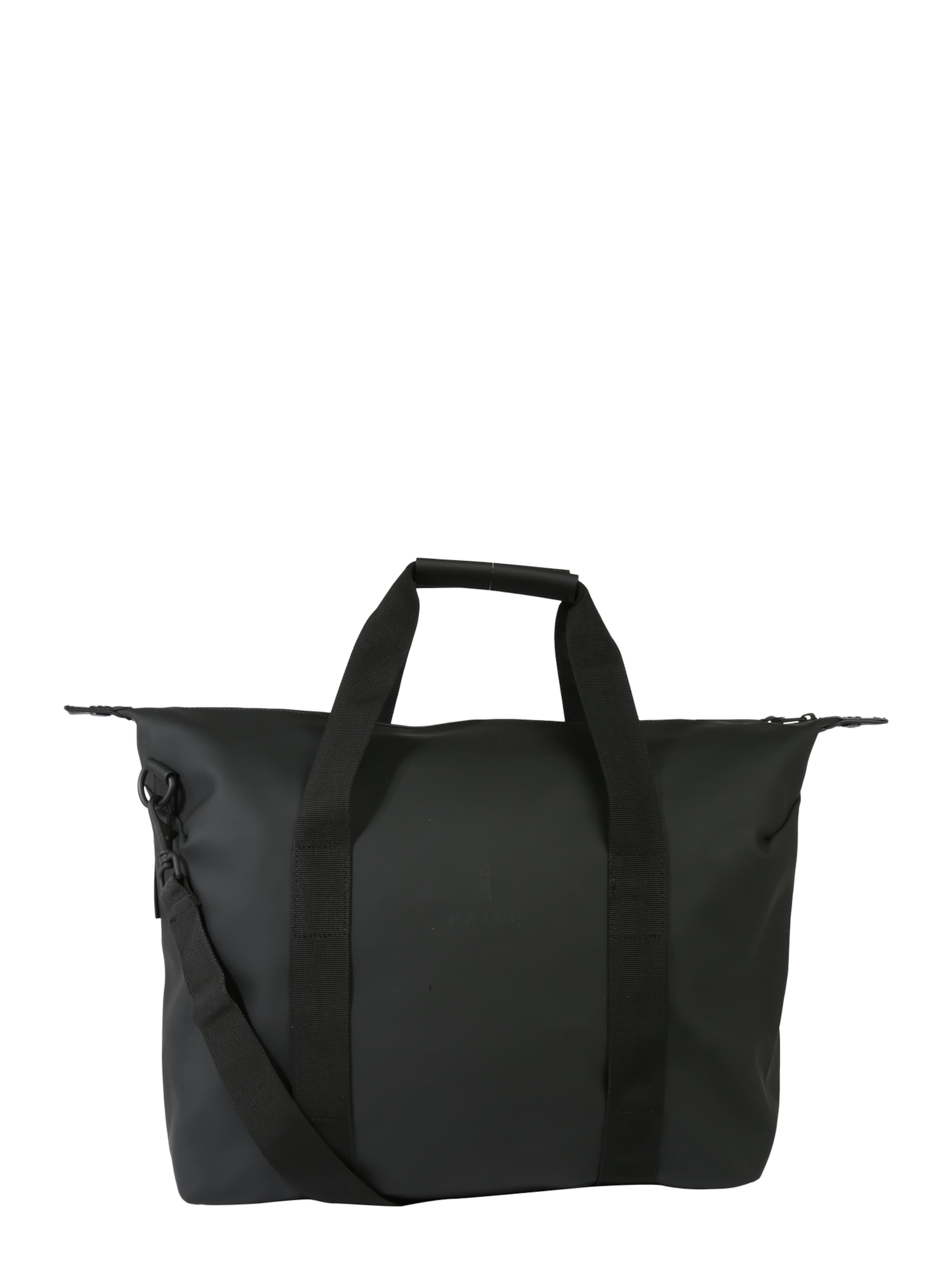 RAINS Reisetasche mit Reißverschluss 20,4L