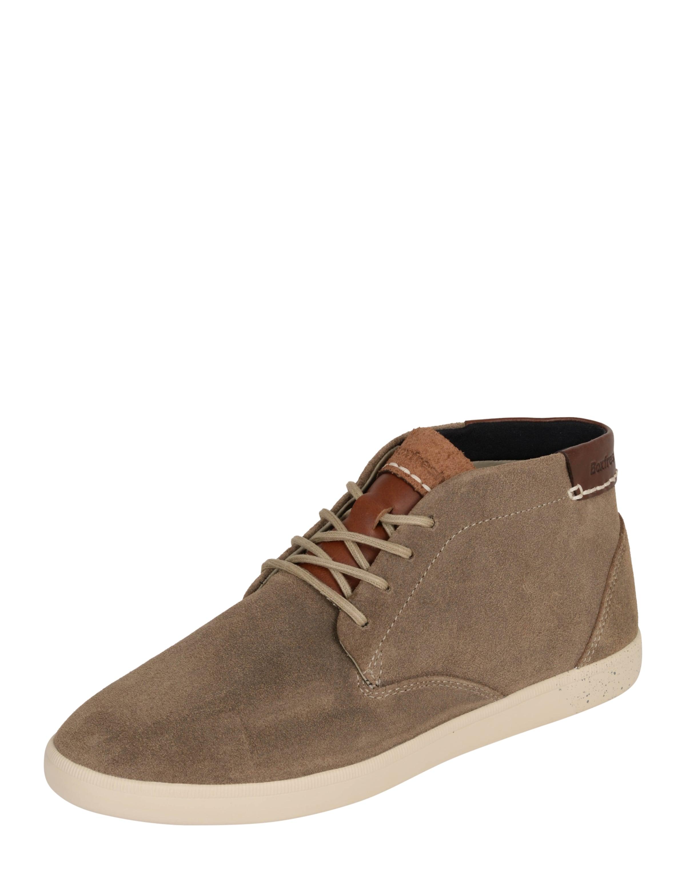 BOXFRESH Schnürschuh Alvendon Verschleißfeste billige Schuhe