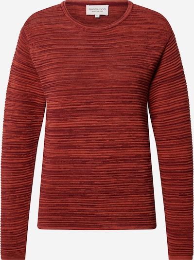 Pullover recolution di colore rosso, Visualizzazione prodotti