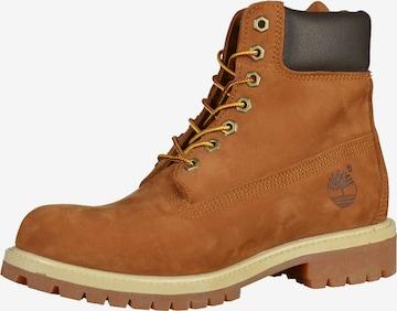 Bottines à lacets 'AF 6IN Premium Boot' TIMBERLAND en marron