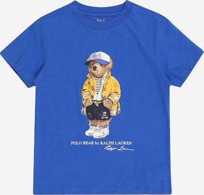 POLO RALPH LAUREN T-Shirt in royalblau / mischfarben, Produktansicht