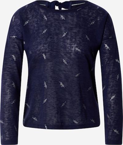 Tricou 'STEPHI' ONLY pe albastru închis: Privire frontală