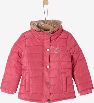 s.Oliver Junior Winterjacke in pink, Produktansicht