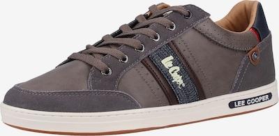 Lee Cooper Sneaker in navy / grau / weiß, Produktansicht