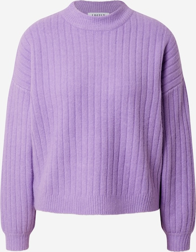 EDITED Pullover 'Duffy' in lila, Produktansicht