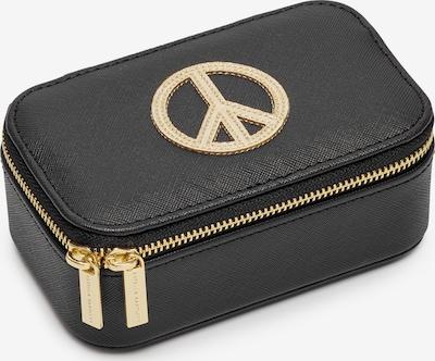 Estella Bartlett Schmuckbox 'Mini Jewellery Box' in schwarz, Produktansicht