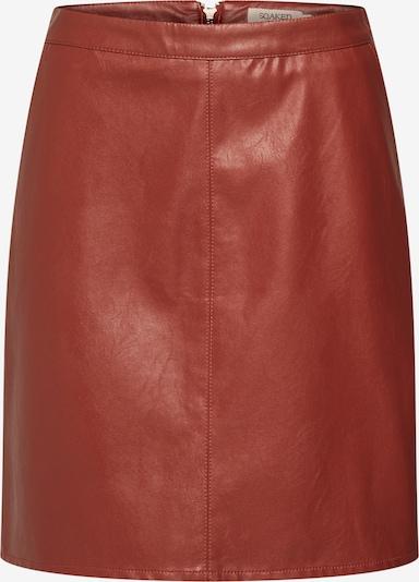 SOAKED IN LUXURY Spódnica 'SL Tamara PU Skirt' w kolorze burgundm, Podgląd produktu