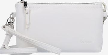GABOR Emmy Clutch Tasche 21 cm in Weiß
