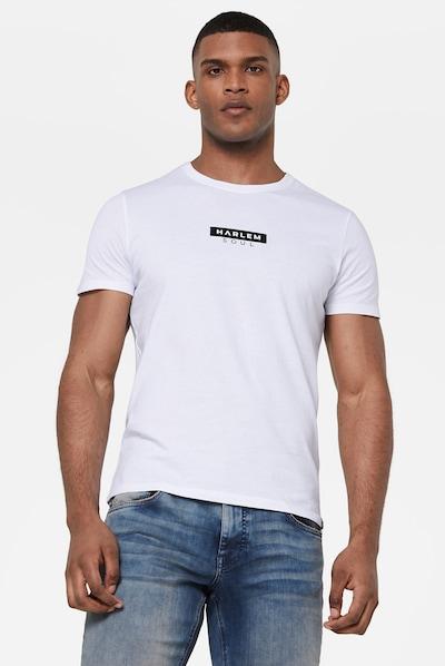 Harlem Soul T-Shirt in weiß: Frontalansicht