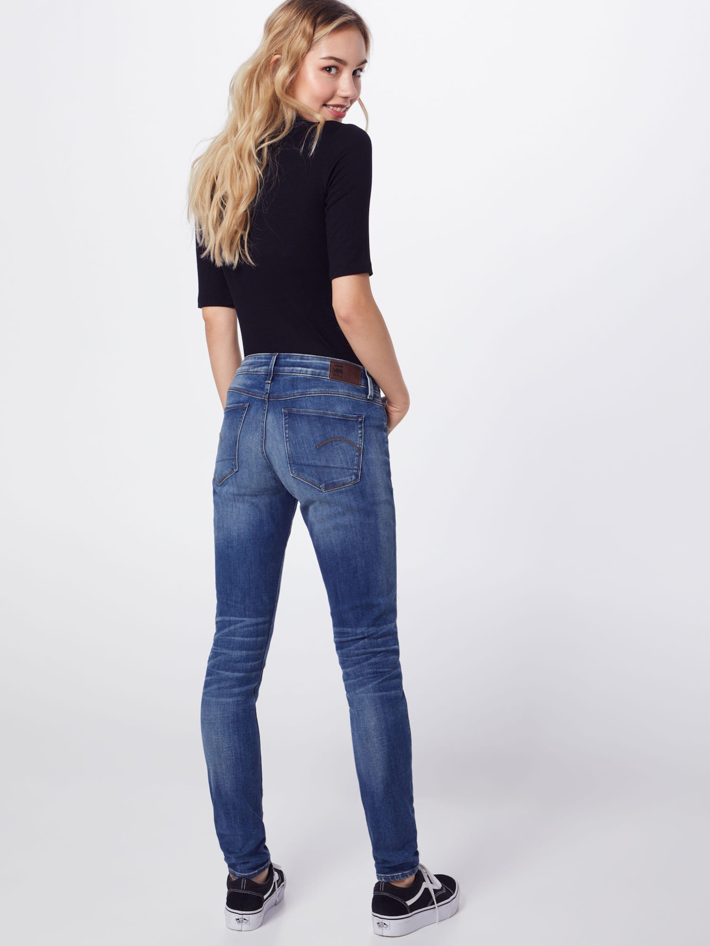 G star Denim Blue Jeans In Raw vIYbgf7y6