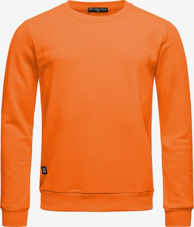 Redbridge Sweatshirt Bristol in schlichtem Design in orange, Produktansicht