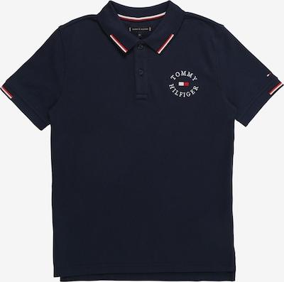 TOMMY HILFIGER Shirt in ultramarinblau / rot / weiß, Produktansicht
